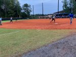 Softball Drops Game 1 of DH