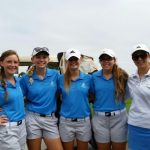 Lady Sharks Golf