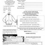 Shark Letter Jacket