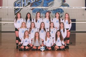 Varsity Volleyball 2017