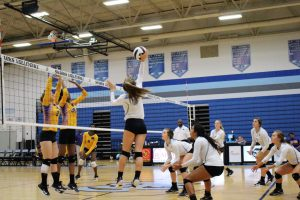 Varsity Volleyball: St.James Vs. Wilson- 9/21/17