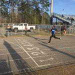 Boys Varsity Track finishes 1st place at Myrtle Beach, Loris