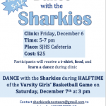 Dance with the Sharkies Fundraiser Event