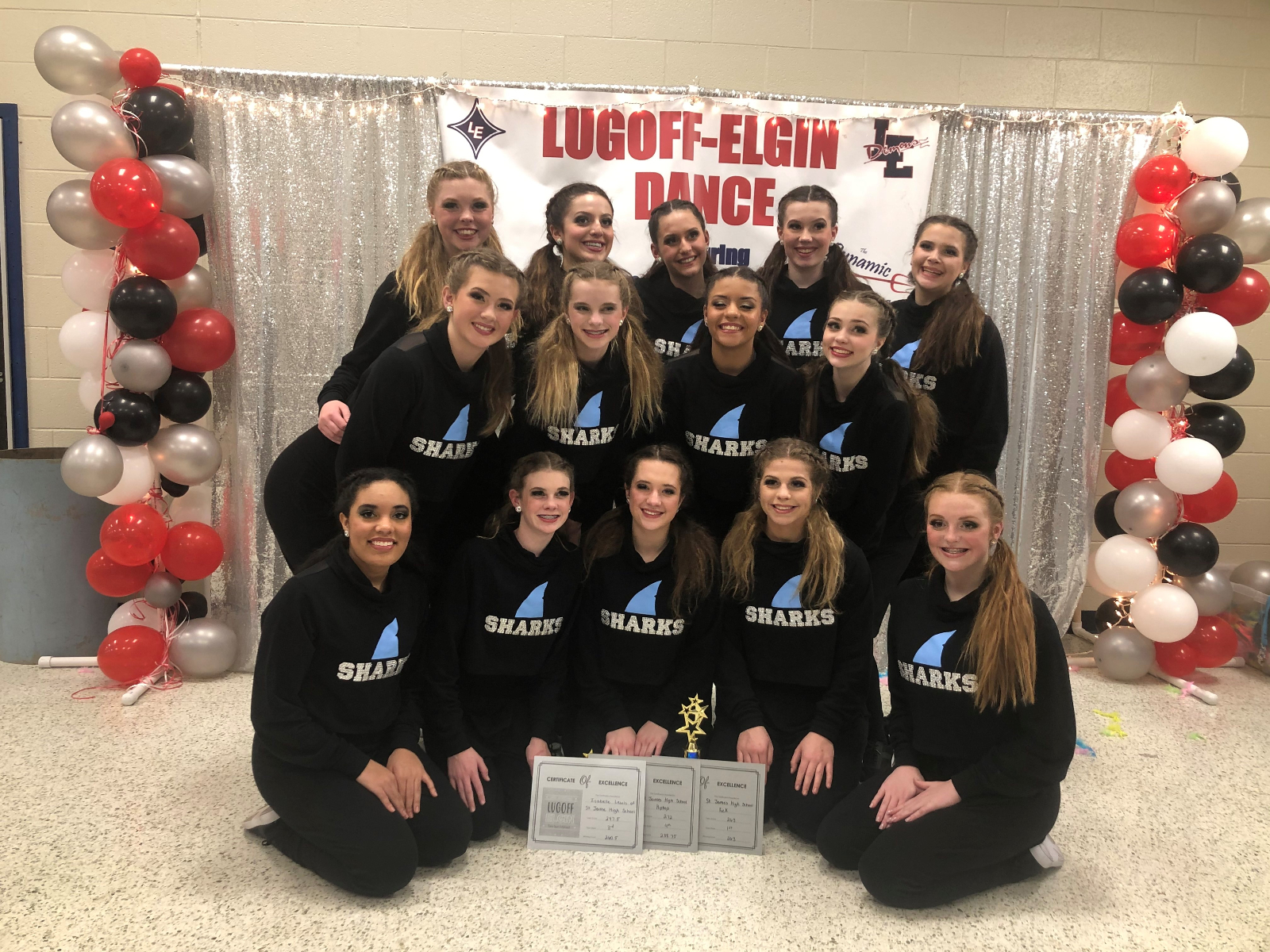 Sharkies Dance Competition
