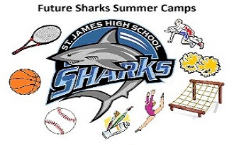 Future Sharks Summer Camps 2020.  Due to the COVID-19 Virus the Future Sharks Summer Camps have been cancelled this year.