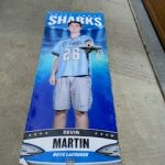 Sr Lax standout Devin Martin is our Shark Star Athlete of the Day.
