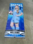 Lindsey Williams is our Shark Senior Athlete of the Day.