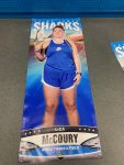 Liza McCoury is in the Shark Honor Spotlight today as our Senior Athlete of the Day.