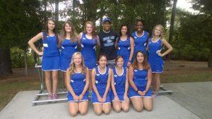 2015 Girl Tennis