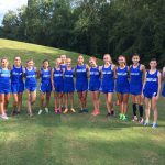Girls Cross Country Win Meet at Lancaster
