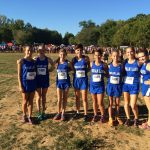 Girls Cross Country places 12th at Hare & Hounds Invitational