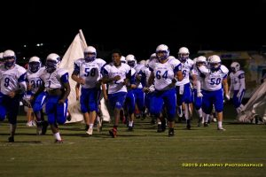 Indian Land Varsity Win in Overtime!!! Warriors 27 – North Central Knights 21