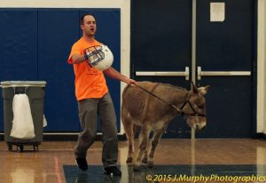 Donkey Basketball 2016