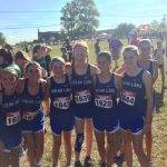 Girls Cross Country SCTCCCA Coaches Classic Results