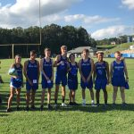Cross Country Wins Home Meet