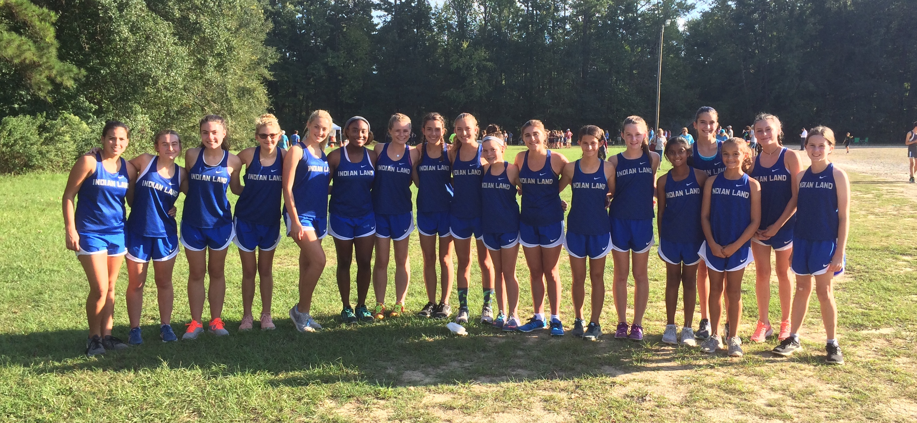 Cross Country Places First at Lancaster meet