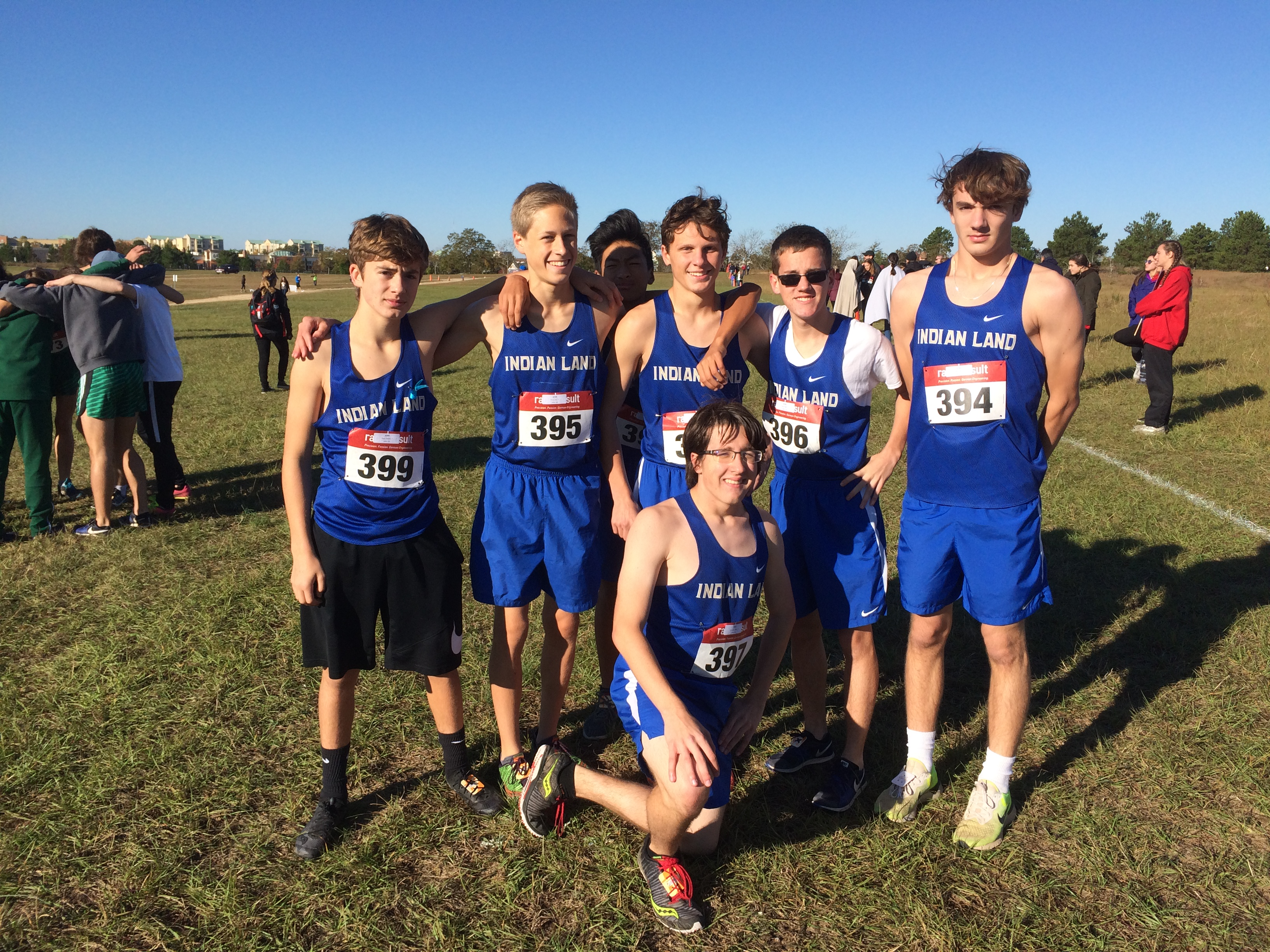 Cross Country SCHSL State Championship Meet Results