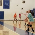 2019 Volleyball Skills Camp