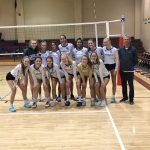 ILHS Volleyball wins Good Samaritan Tournament