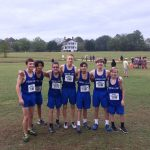 Boys Cross Country Wins Region IV AAA Championship, Girls team Runner-up