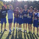 AAA Upper State Results, Boys 4th place and Girls 6th place, Both teams Advance to State Championship