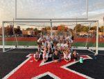 Girls Junior Varsity Soccer beats Salem 6 – 0