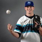 Siegel Baseball Alum Named Freshman All American