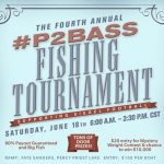 #P2BASS Fishing Tournament