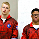 Moultry and Salter Represent Siegel on Team Tennessee