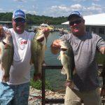 Jenkins, Fulgham Win #P2BASS Fishing Tournament
