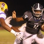 Siegel High School Varsity Football falls to Smyrna High School 42-10