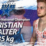 Salter Takes Bronze at Pan Am Championship