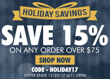 Happy Holidays Shopping Starts NOW to December 23rd