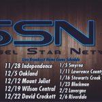 Siegel Star Network Basketball Schedule