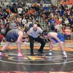Wrestling at Blackman Earlybird