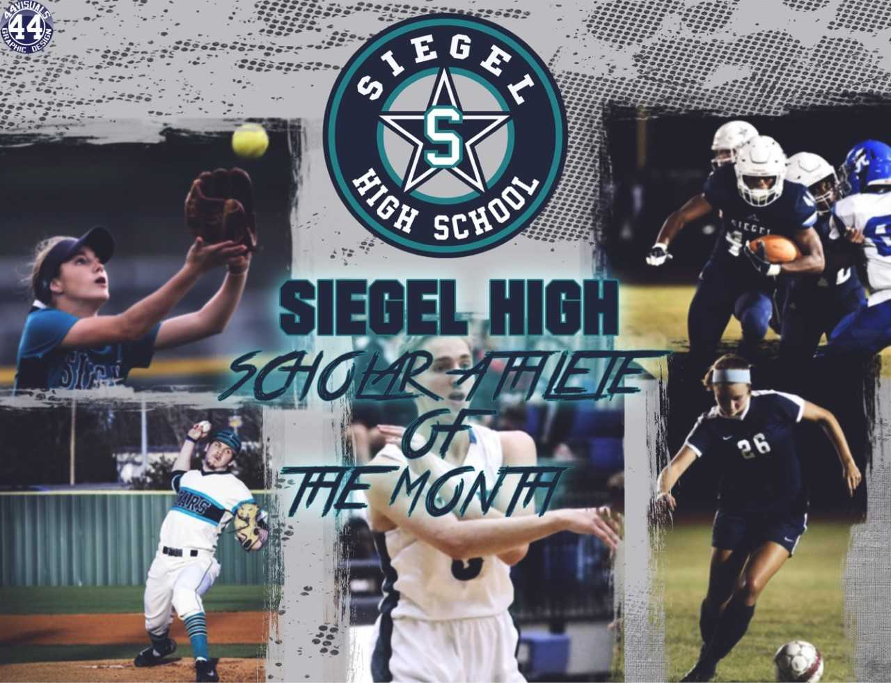 Siegel Scholar Athletes of the Month – December 2018
