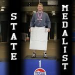 Stars earn 3 State Medals; including 1 State Champion