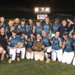 Siegel Softball Shuts Out Smyrna, Wins 7AAA District Tournament Championship