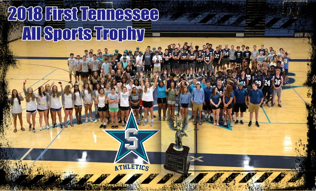 Siegel Wins First Tennessee All Sports Trophy