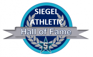 Class of 2018 Siegel Athletics Hall of Fame