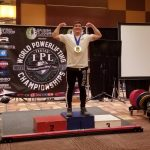 Former Siegel Football Player, Bryce Alig, Sets World Powerlifting Record