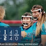Siegel Softball Beats Lincoln County 2-1, Advances to Region Final