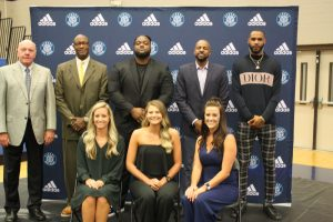 2019 Siegel Athletic Hall of Fame
