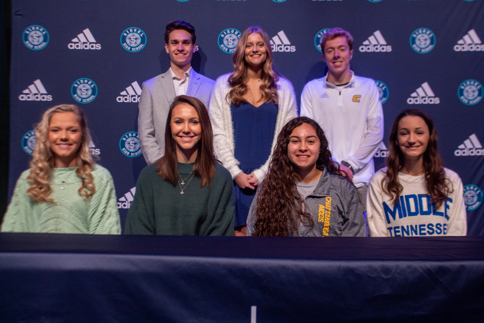 Seven Stars Ink Letters of Intent on Signing Day