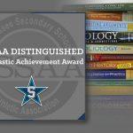 Fall Sports Earn TSSAA Distinguished Scholastic Achievement Award