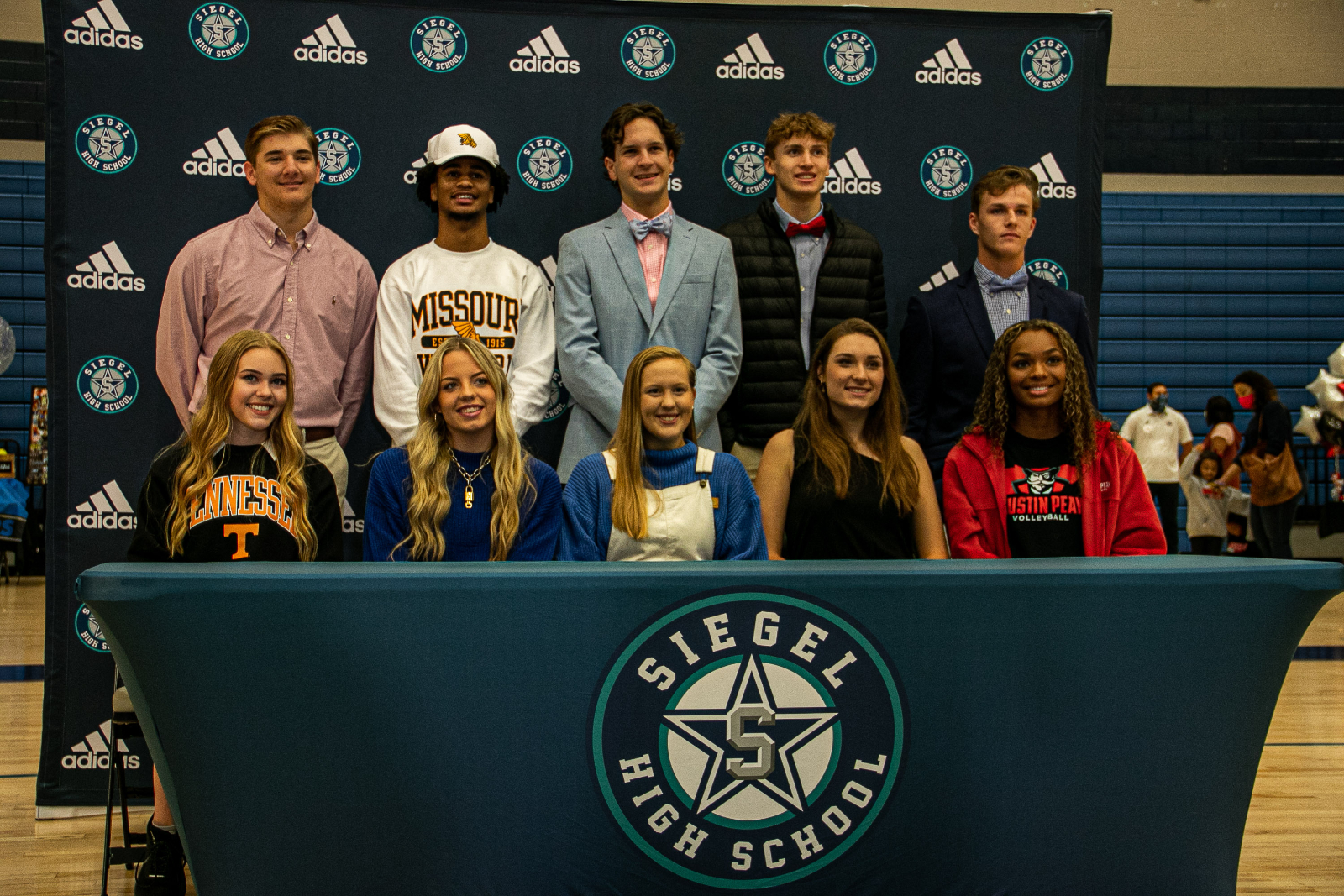 Siegel National Signing Day November 11, 2020