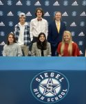 Six Siegel Stars Sign National Letters of Intent