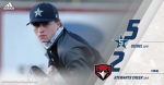 Stars Drop Redhawks in Opening Game of Series