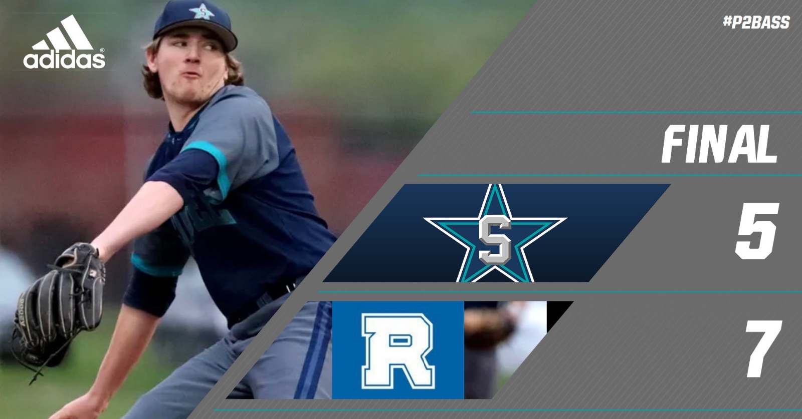 Stars Give Up 3 Runs in 7th, Defeated by Rockvale