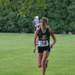 LaPorte High School Girls Varsity Cross Country finishes 1st place